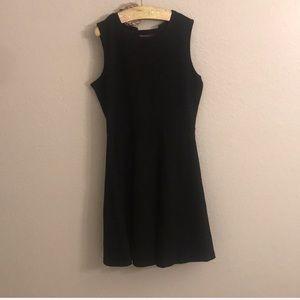 The Vanity Room Dresses - Little black dress, lace up size large
